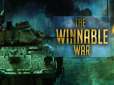 view the PowerPoint Template The Winnable War