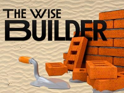 view the PowerPoint Template The Wise Builder