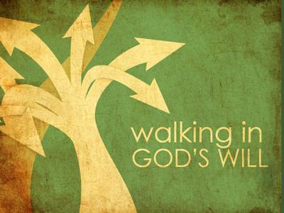 PowerPoint Template on Walking With God