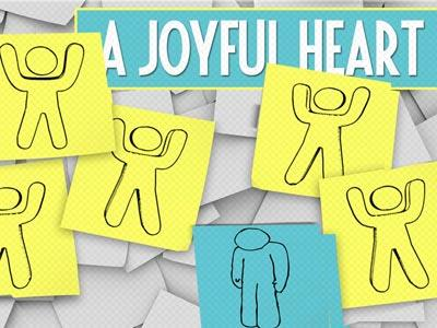 PowerPoint Template on A Joyful Heart