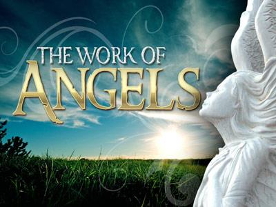 PowerPoint Template on Work Of Angels