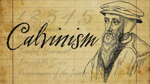 view the PowerPoint Template Calvinism