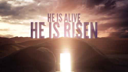 media Crucified – Easter