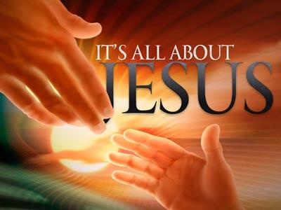 All  About  Jesus PowerPoint Template