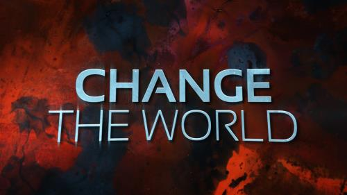 view the Video Illustration Change The World
