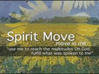 Video Illustration on Spirit Move