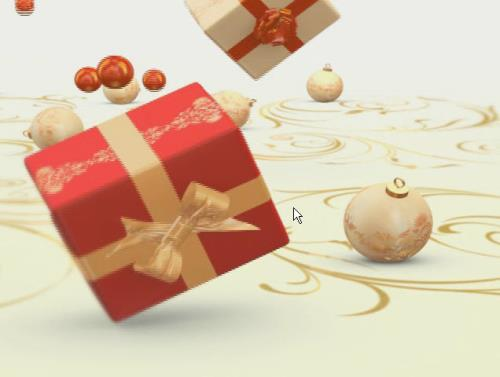 Video Illustration on Unwrapping Christmas