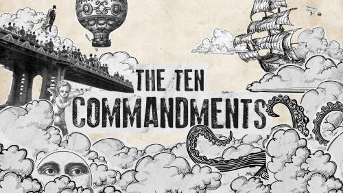 Video Illustration on The Ten Commandments