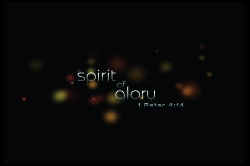 Video Illustration on Names Of The Holy Spirit