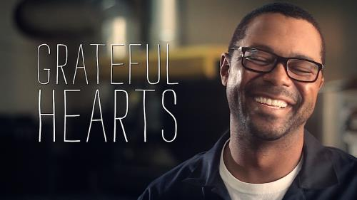 Video Illustration on Grateful Hearts