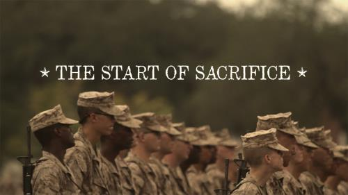 view the Video Illustration The Start Of Sacrifice