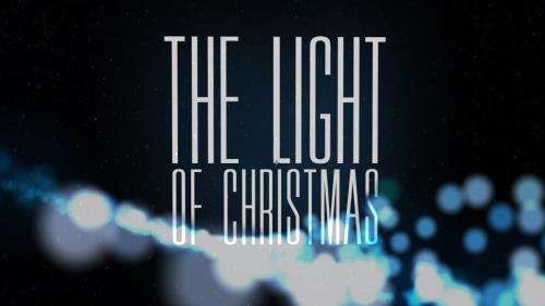 view the Video Illustration The Light Of Christmas Worship Intro