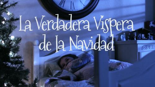 view the Video Illustration La Verdadera Vispera De La Navidad
