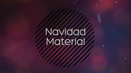 view the Video Illustration Navidad Material