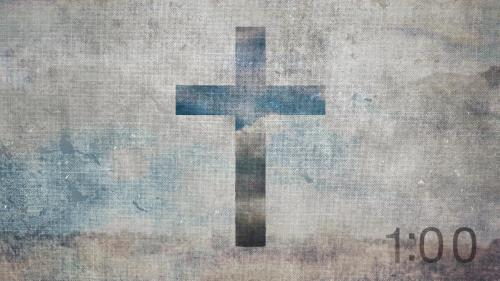 view the Countdown Video Grunge Cross