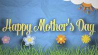 Video Illustration on Happy Mother's Day