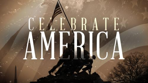 Video Illustration on Celebrate America