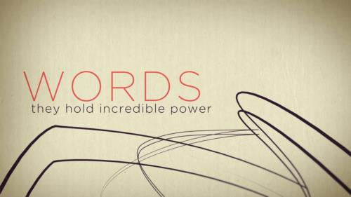 Video Illustration on Your Words