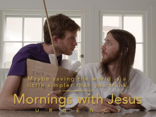 view the Video Illustration Mornings With Jesus: Urgency