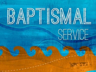 view the PowerPoint Template Baptismal  Service 2