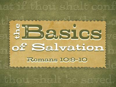 media Basics Of  Salvation