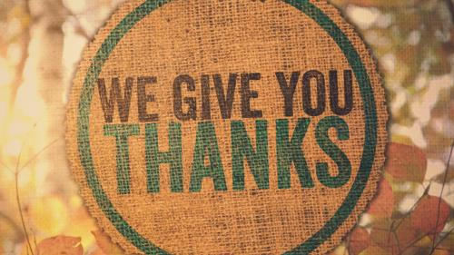 Thanksgiving 2018 | Gratitude avatar