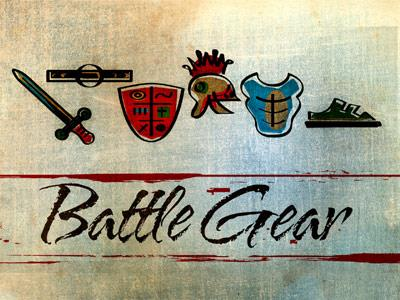 Battle  Gear PowerPoint Template