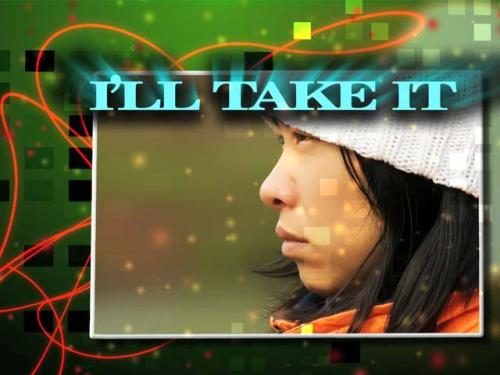 Video Illustration on I'll Take It Redux