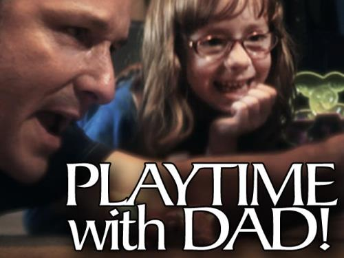 view the Video Illustration Playtime With Dad