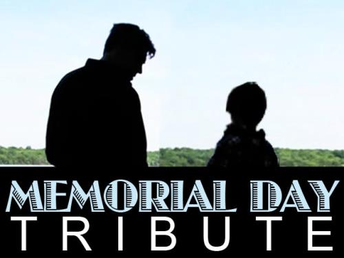 Video Illustration on Memorial Day Tribute