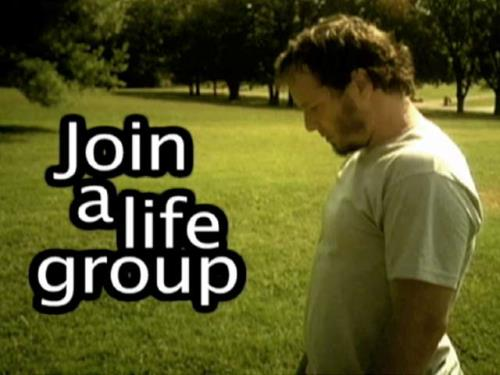 media Dude - Join A Life Group