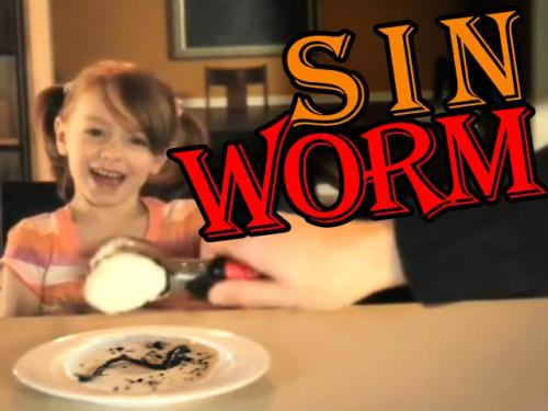 Video Illustration on Sin Worm