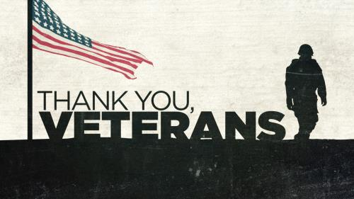 Video Illustration on Thank You Veterans