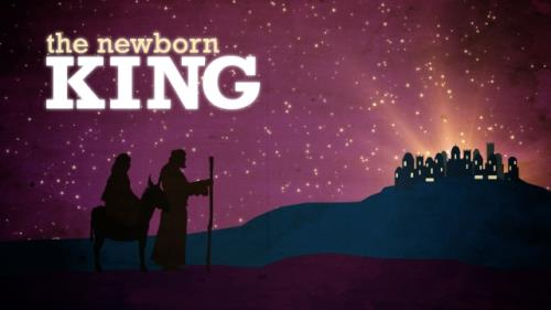 Video Illustration on The Newborn King
