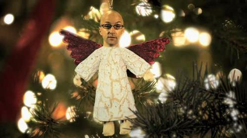 media Christmas Angel