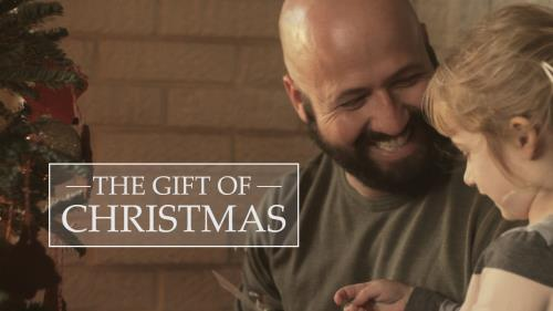 Video Illustration on The Gift Of Christmas