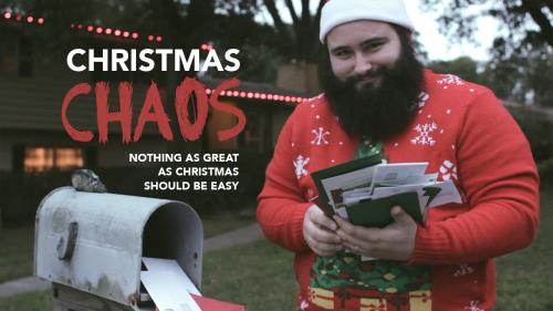 view the Video Illustration Christmas Chaos