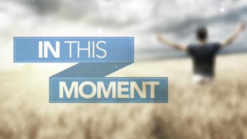 Video Illustration on In This Moment Worship Intro