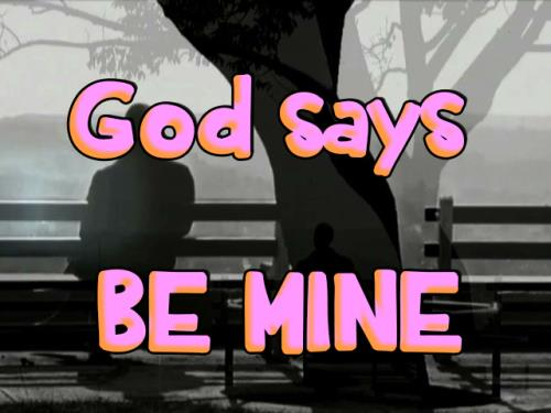 view the Video Illustration God's Valentine