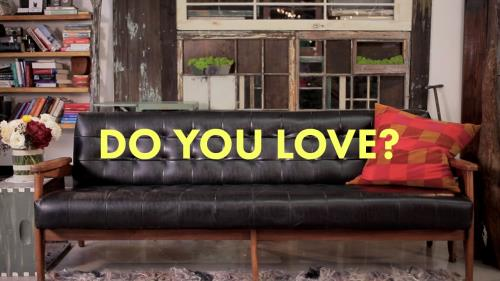 Video Illustration on Do You Love