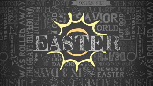 view the Video Illustration Easter: He Is Risen