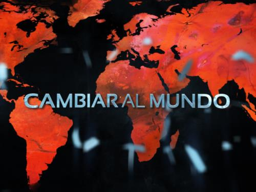 Video Illustration on Cambiar Al Mundo