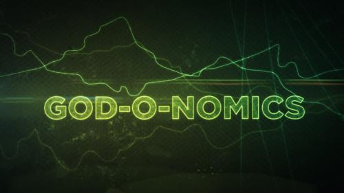 Video Illustration on God-O-Nomics