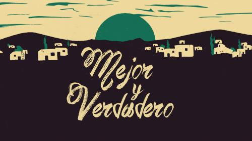 Video Illustration on Mejor Y Verdadero