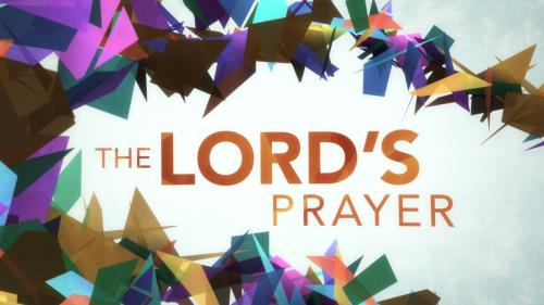 view the Video Illustration The Lord's Prayer (Kaleidoscope) - Traditional