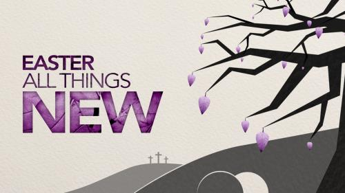 view the Video Illustration All Things New (Easter)