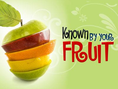 PowerPoint Template on By  Your  Fruit