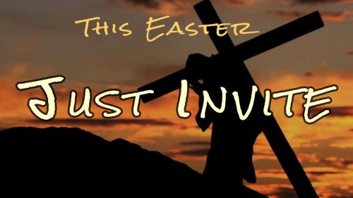Video Illustration on Easter: Just Invite