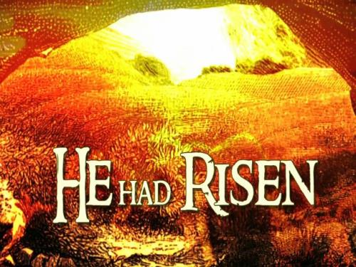 view the Video Illustration He Had Risen