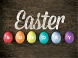 view the PowerPoint Template Easter Sunday Eggs